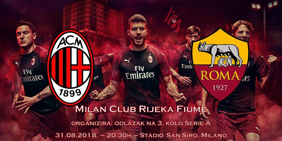 AC Milan - AS Roma