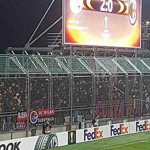 UEFA EUROPA LEAGUE / Rijeka - Milan
