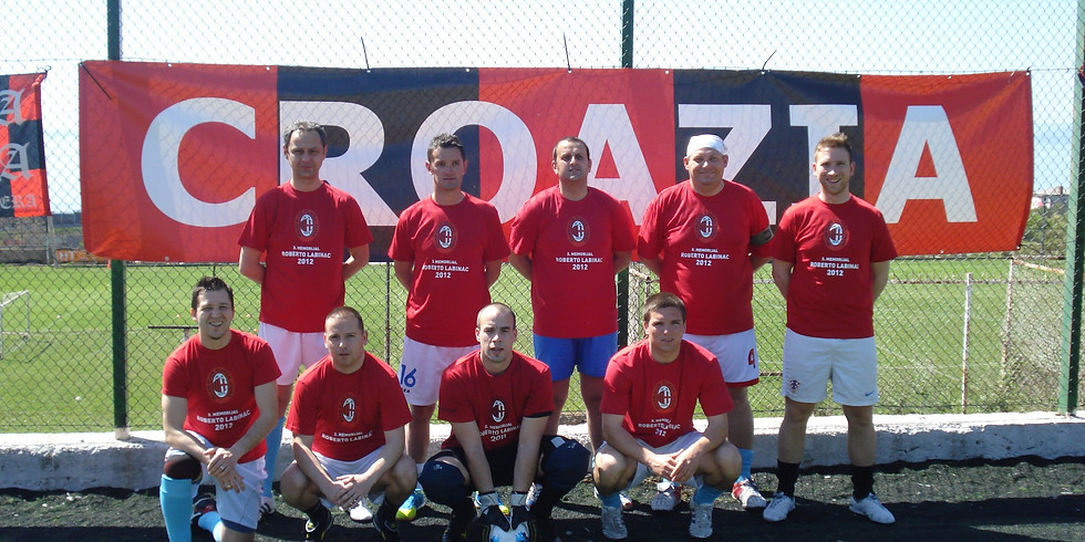 5° Torneo Milan Club d'Europa