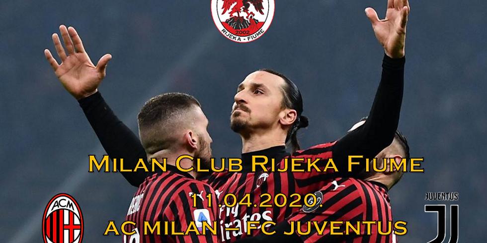 AC Milan - FC Juventus