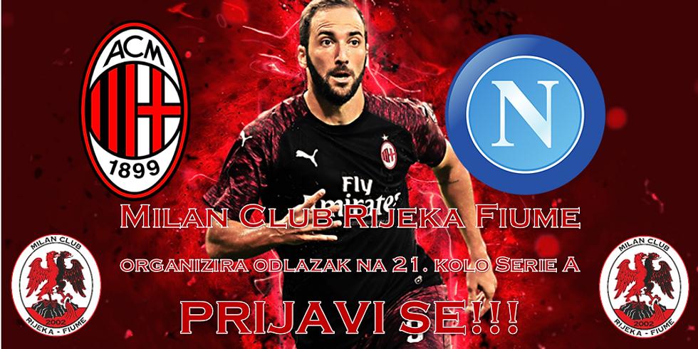 AC Milan - Napoli SC