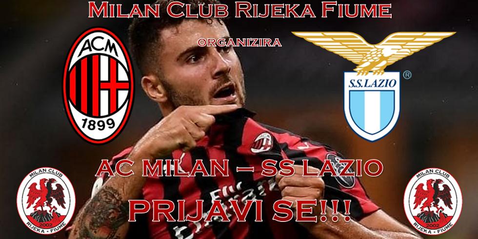 AC Milan - SS Lazio