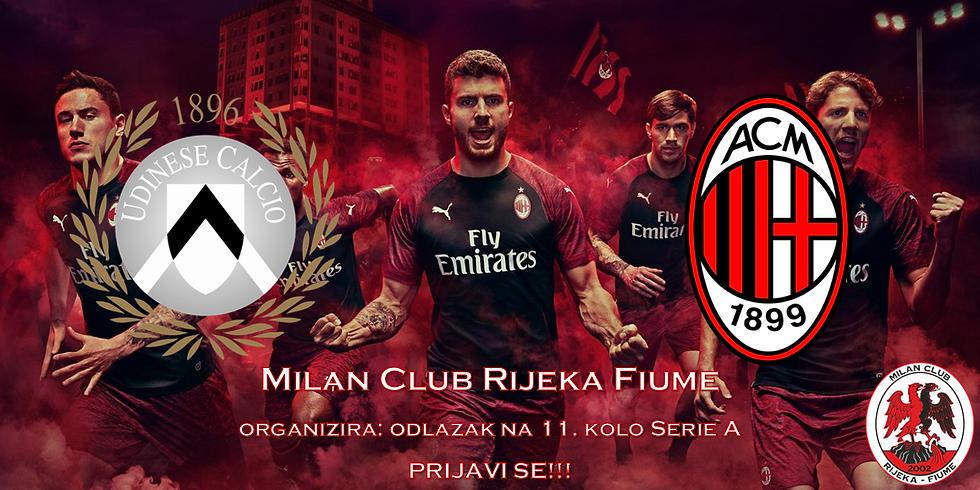 Udinese Calcio - AC Milan