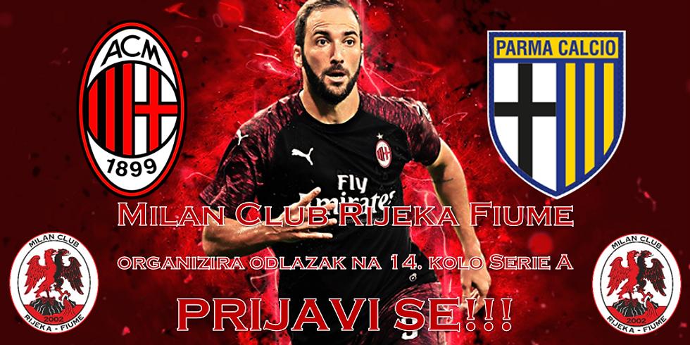 AC Milan - Parma FC