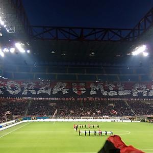 SERIE A / AC Milan - SS Lazio