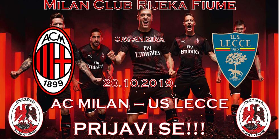 AC Milan - US Lecce