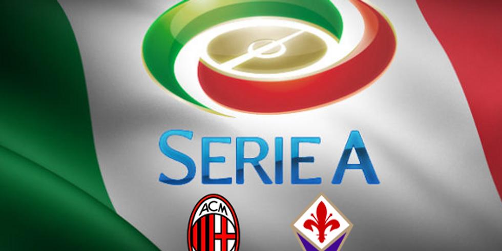 AC Milan - ACF Fiorentina