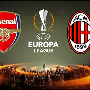UEFA Europa League / Arsenal - Milan