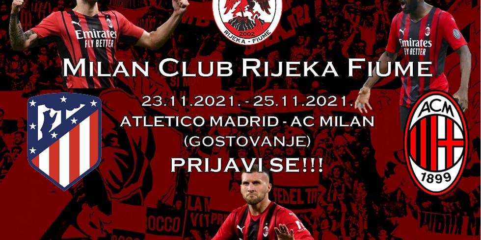 Atletico de Madrid - AC Milan