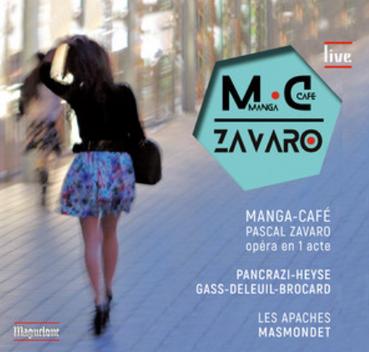 Manga-Café / Pascal Zavaro