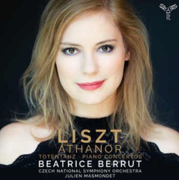 "Liszt : ""Athanor"" / Franz Liszt – Piano concertos & Totentanz"