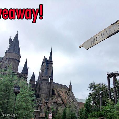 Win A Trip To Universal Orlando!