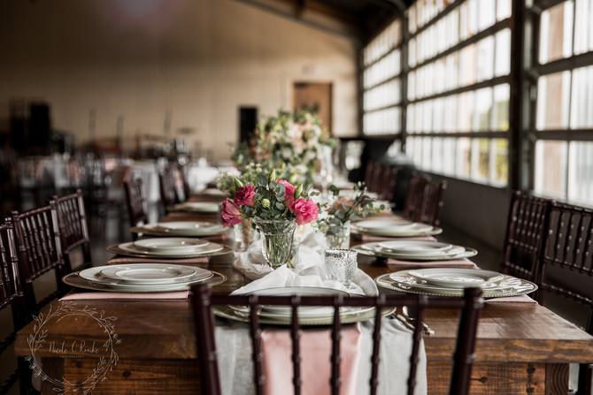 A Wedding at Ocoee Crest
