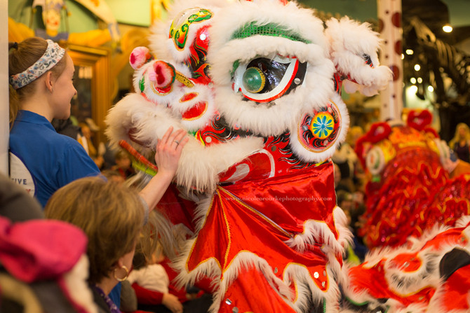 A Chinese New Year Celebration at Creative Discovery Museum! Chattanooga, TN