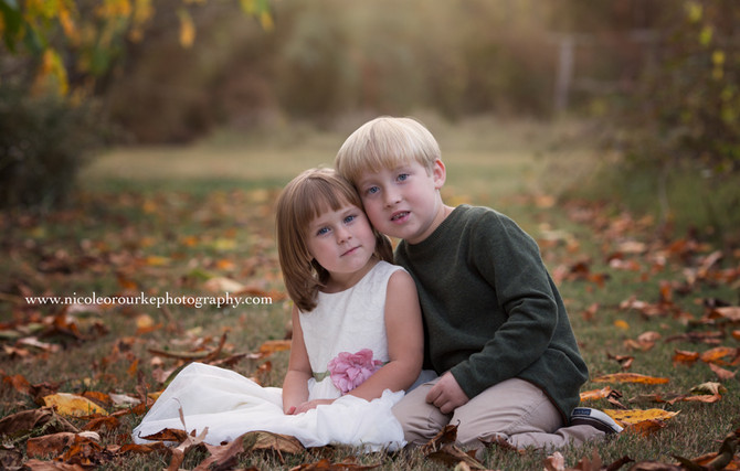 Fall 2016 Mini Sessions at Crabtree Farms