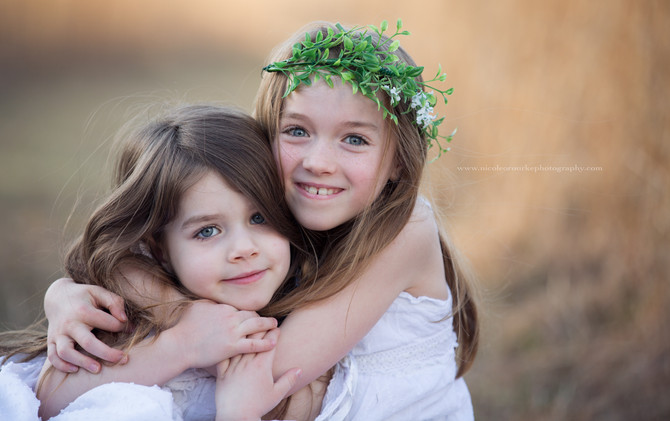 Sisterly captures at Harrison Bay State Park, Chattanooga, TN