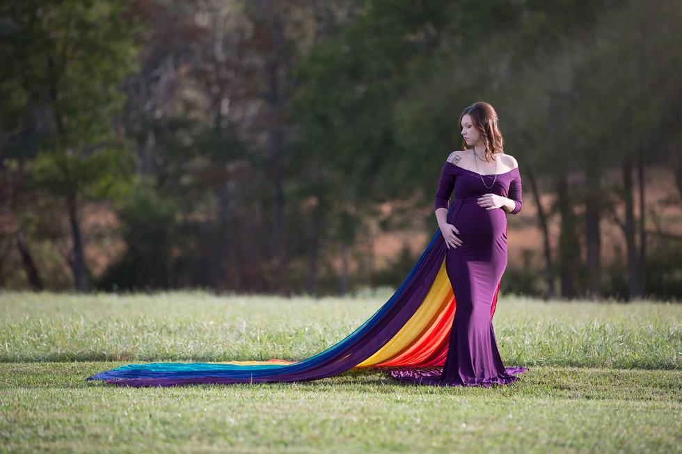 Chattanooga child & family photographer; Chattanooga breastfeeding photography; Chattanooga maternity photographer