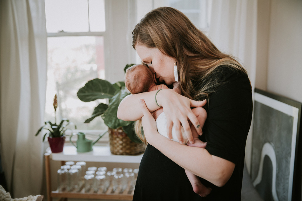 Chattanooga newborn photographer