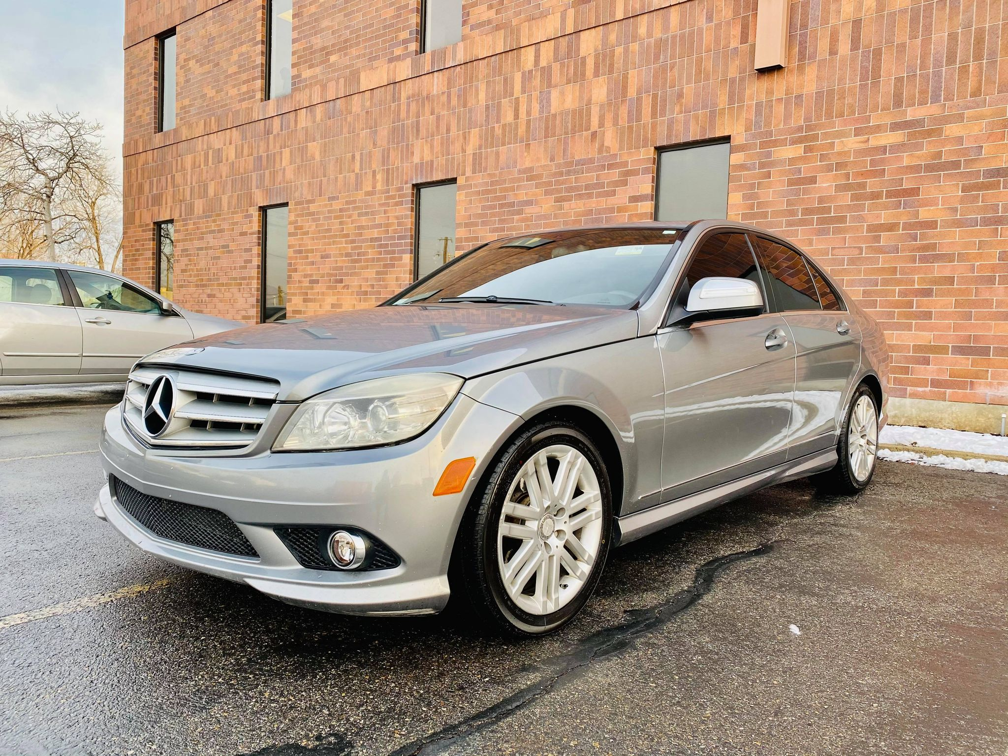 2008 MERCEDES C300 4MATIC