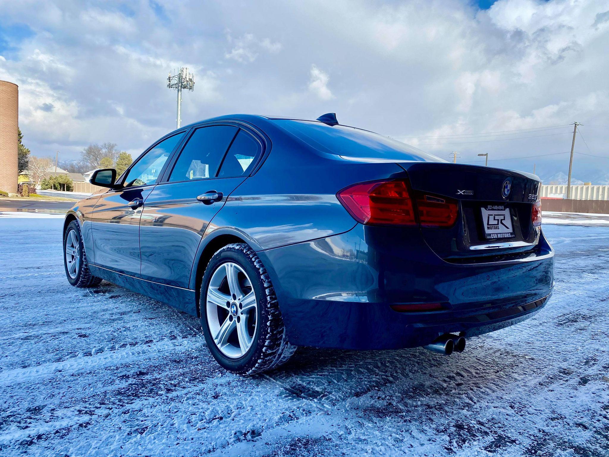 2014 BMW 328XDRIVE