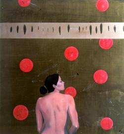 artist@_luis_re_contemporary_painting_LA DERNIERE CONFECION.120X120CM 2002.jpg