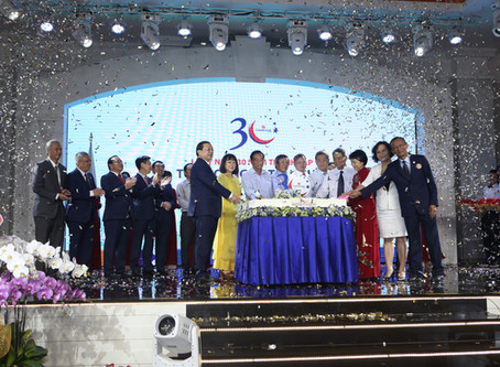 Tin Nghia Corporation is turning 30.