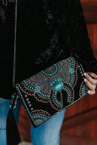 Squash Blossom Handbag