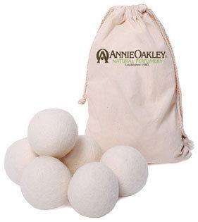 Annie Oakley Wool Dryer Balls