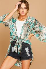 The Isleen Kimono