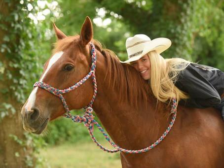 Sponsored Rider Spotlight- Jenna Lukehart
