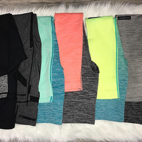 Ombre Live Free Leggings (4 Colors)