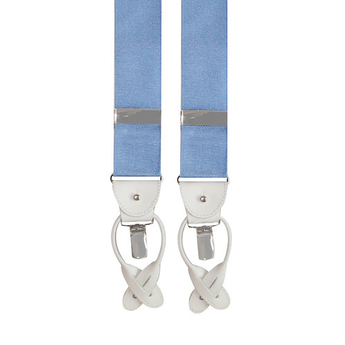 Sky Blue 2in1 Rigid Braces