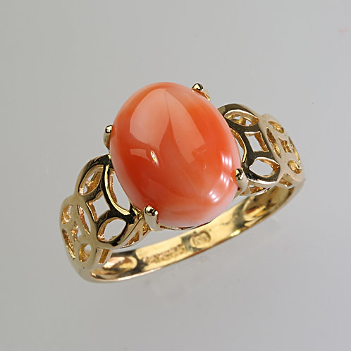 CORAL RING 38