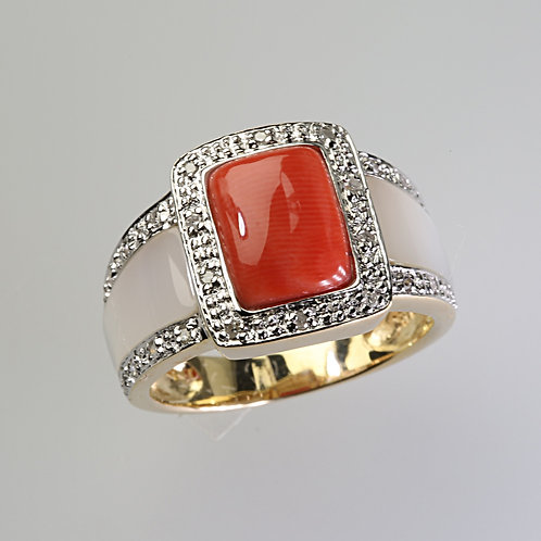 CORAL RING 17