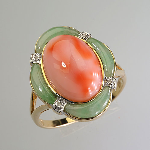 CORAL RING 20
