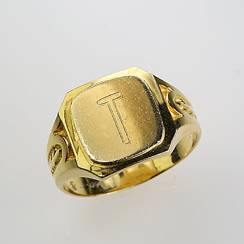 GOLD RING 15