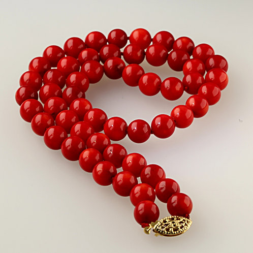 CORAL NECKLACE 9