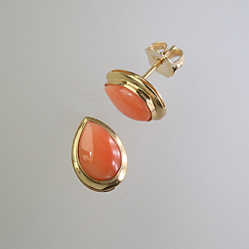 CORAL EARRING 35