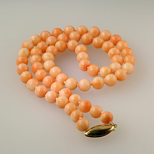 CORAL NECKLACE 10