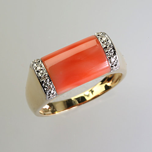 CORAL RING 55