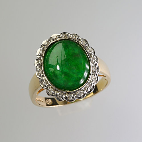 IMPERIAL JADE RING 118