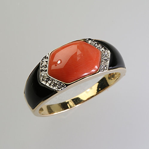 CORAL RING 33