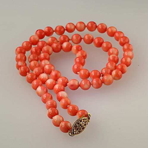 CORAL NECKLACE 11
