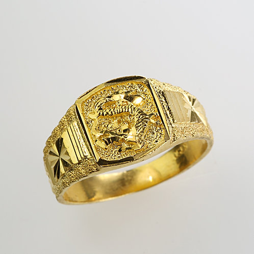 GOLD RING 5