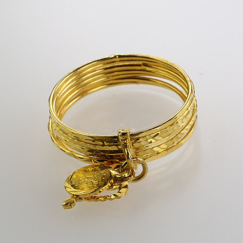 GOLD RING 24