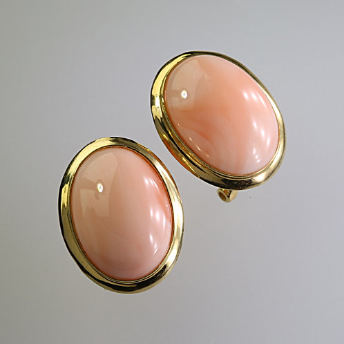 CORAL EARRING 9