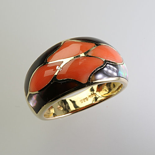 CORAL RING 32