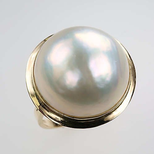 MABE PEARL RING 10