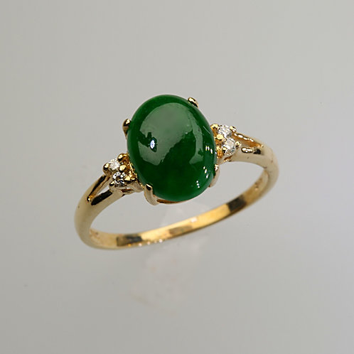 IMPERIAL JADE RING 53
