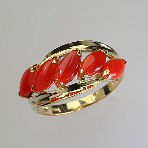 CORAL RING 29